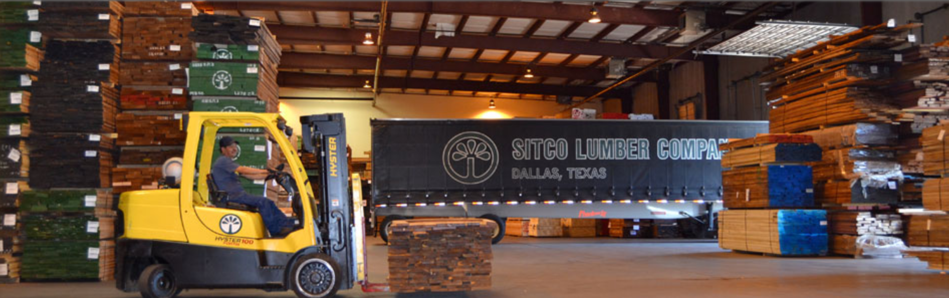 Sitco Lumber Warehouse